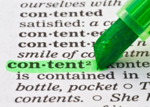Social Media Marketing With Content Image